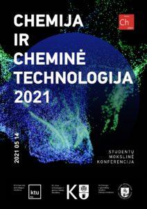 Chemija ir cheminė technologija 2021 konferencija